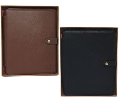 Luxury iPad / Tablet Holder and Stand Portfolio Boxed