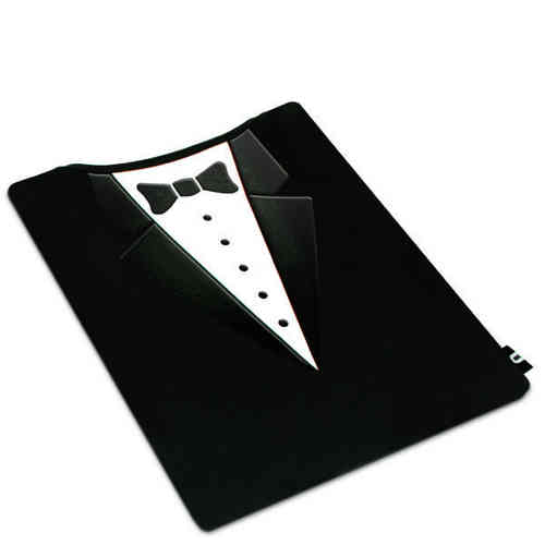 Tuxedo iPad Or Tablet Cover