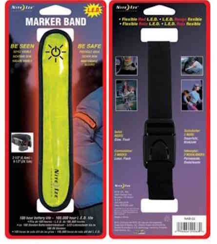 Nite Ize Marker Band with Red LED