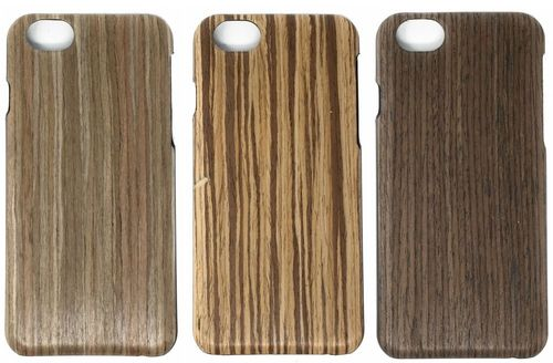 Kikkerland Snap On Wooden Case / Cover for iPhone5