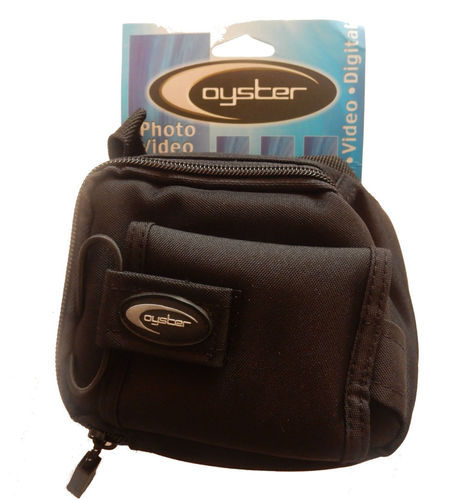 Oyster Hawk 40 Black Digital Camera Case