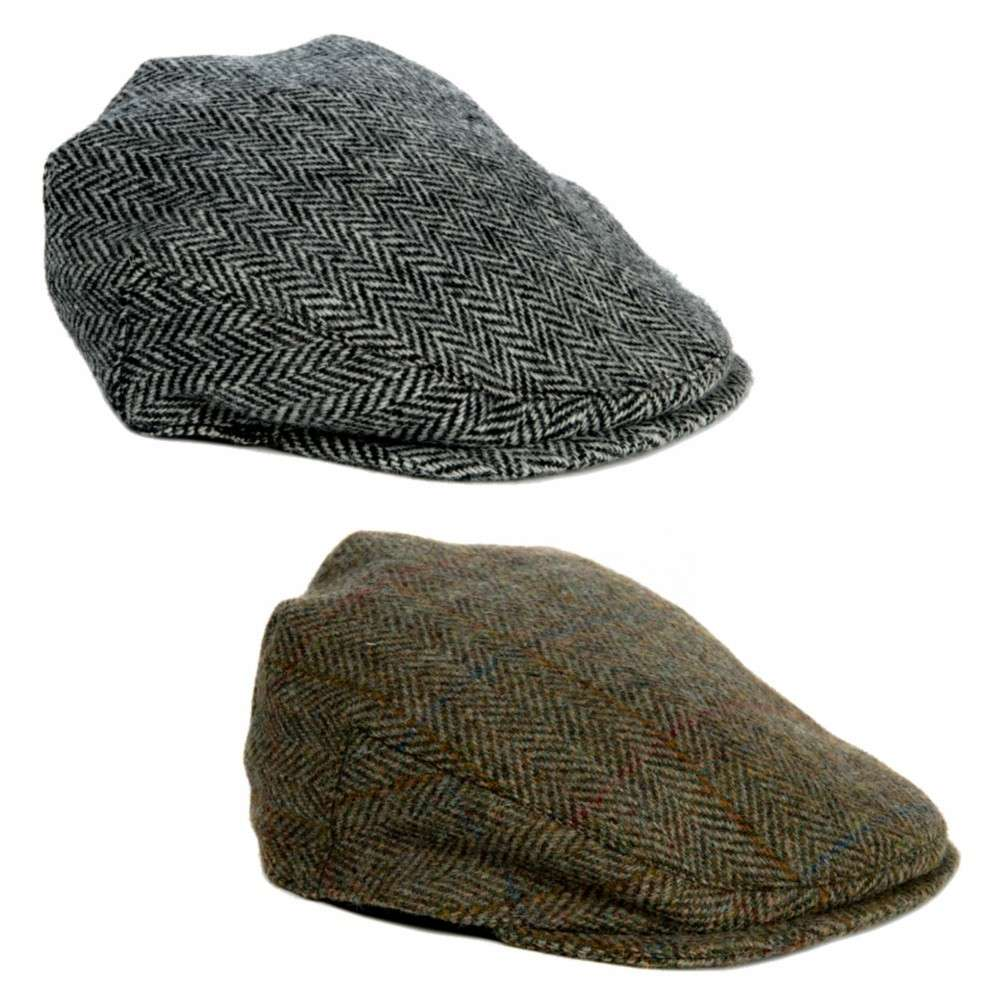 Scottish Tweed Flat Cap 4086dc4e5a9