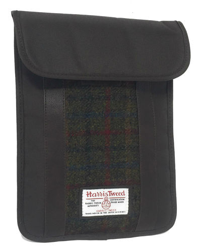 Sleeve Case for iPad or Tablet with Harris Tweed
