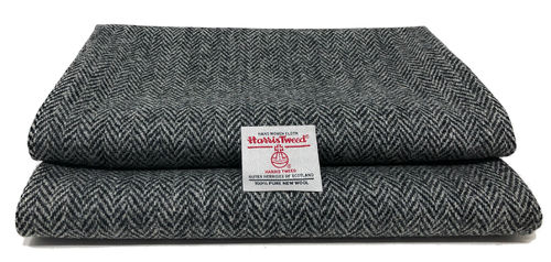Harris Tweed Fabric with Authenticity Labels