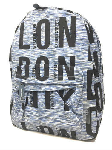 Robin Ruth London Blue Rucksack Backpack